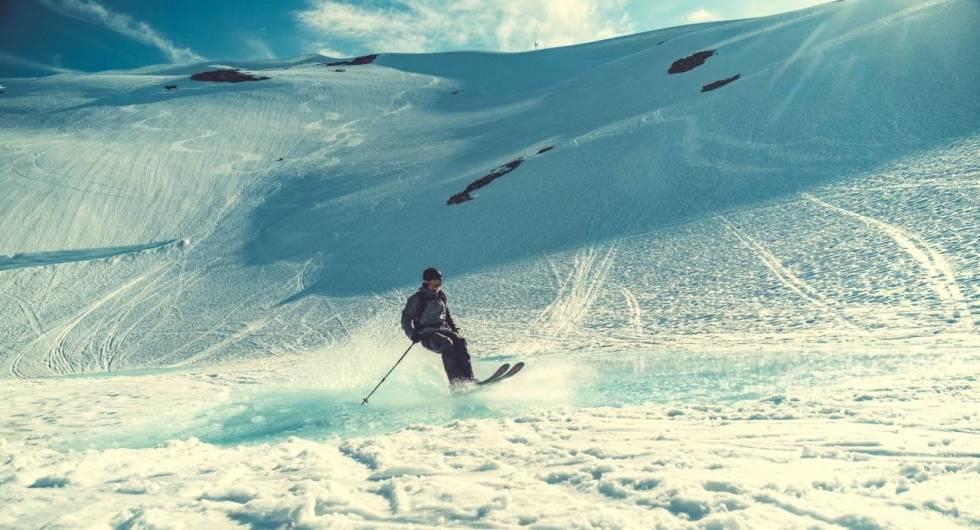 skisenter alpint ski snowboard stryn sommerski kvitlenova strynefjellet