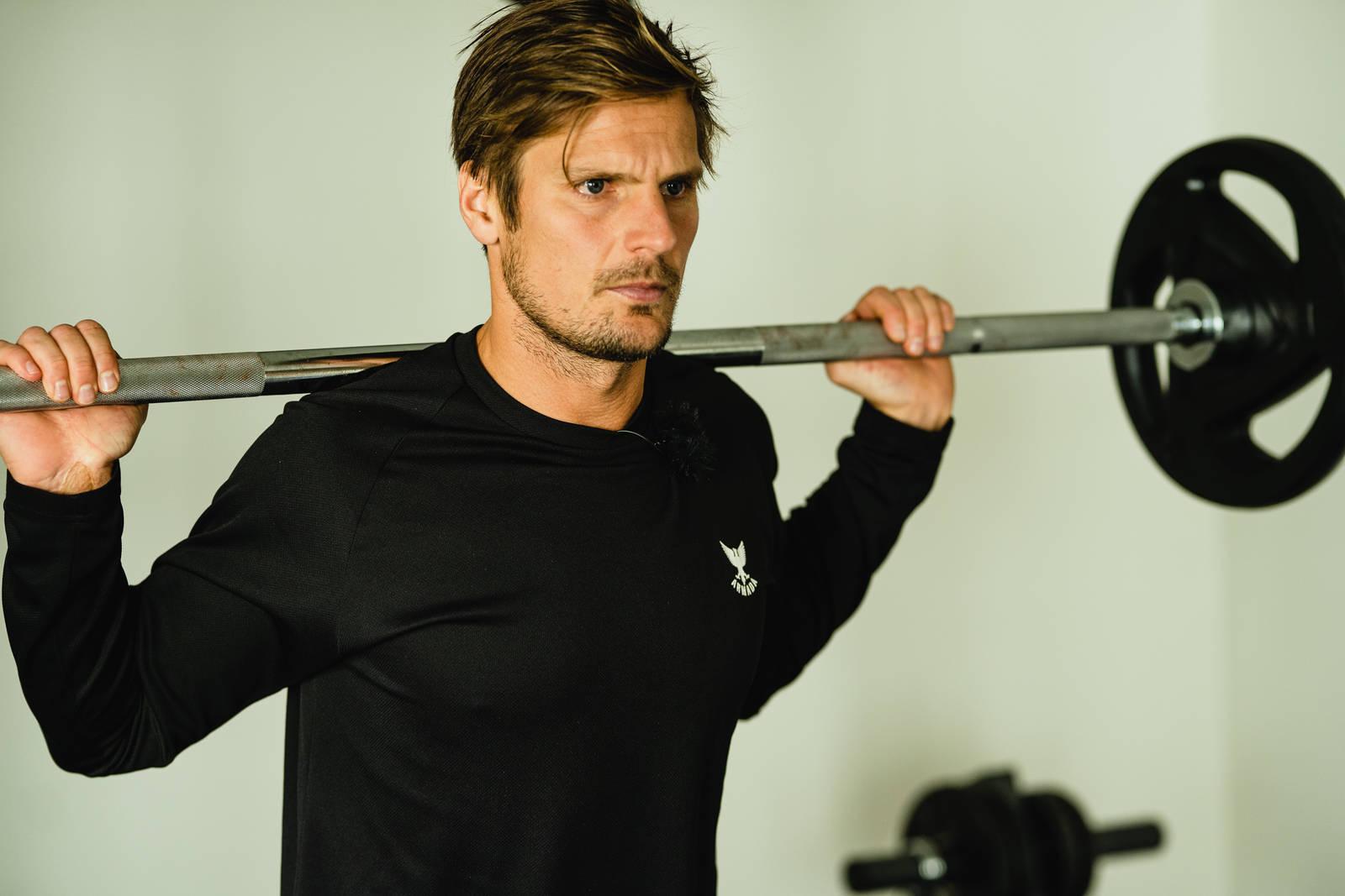 Styrketrening er ikke nødvendigvis ensbetydende med muskelbygging, ifølge Lars Haugvad. Bilde: Christian Nerdrum