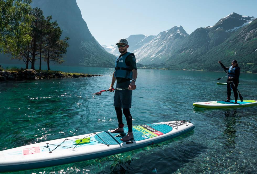 SUP Stryn Norge utleie guide utemagasinet
