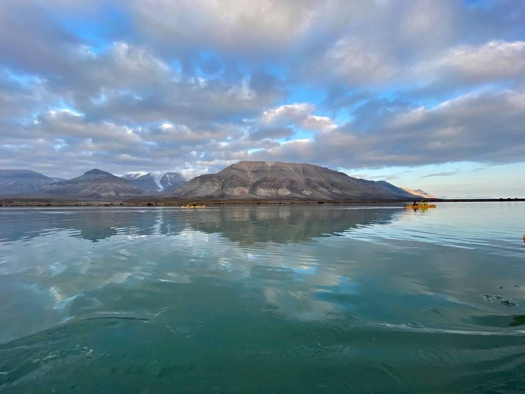 Billefjorden Foto: Jim Pedersen