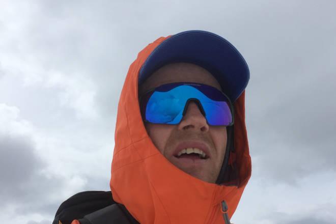 test solbriller topptur