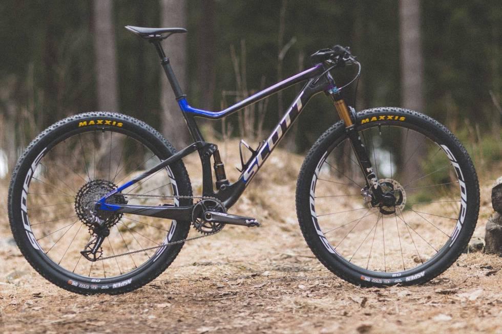 erik hægstad sykkel scott
