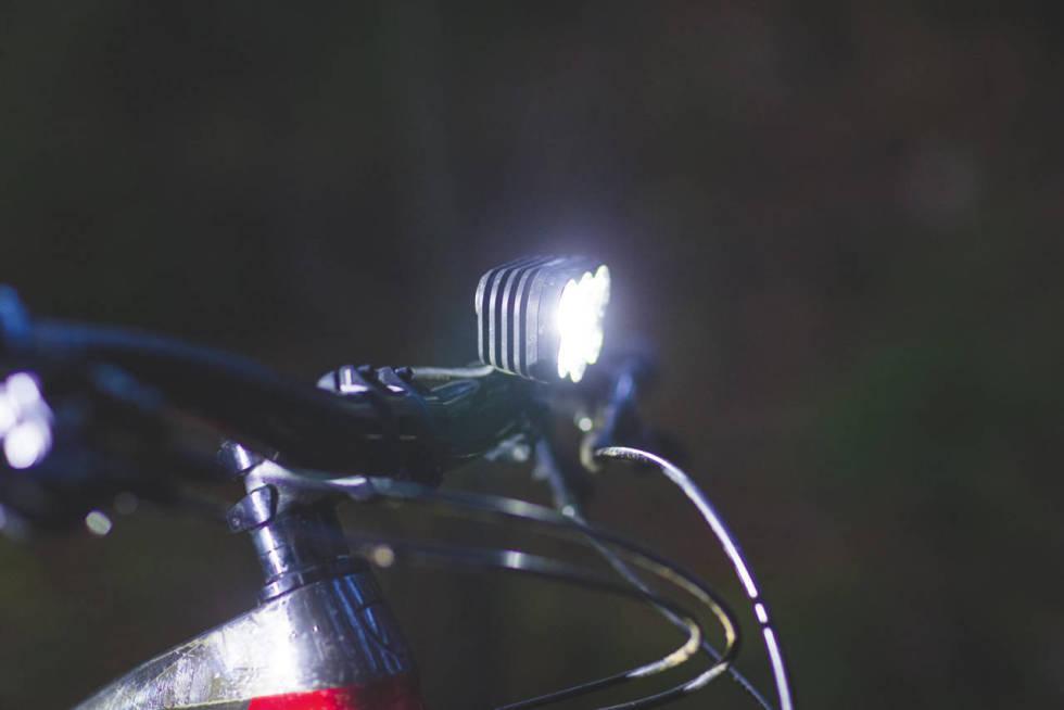 sykkel lys lupine