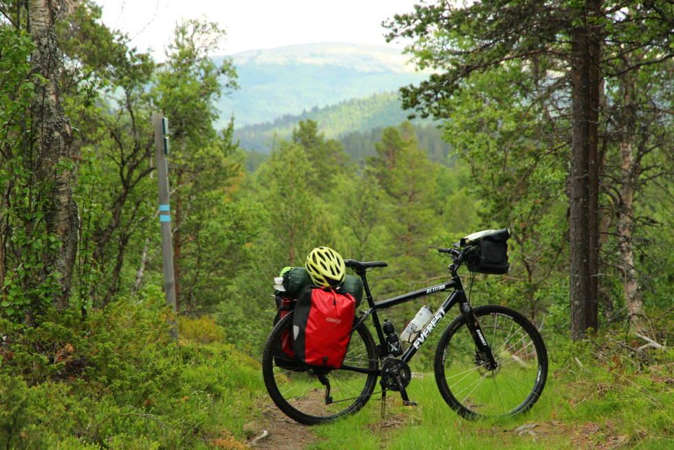 seterveien røros alvdal sykkel tur tips guide
