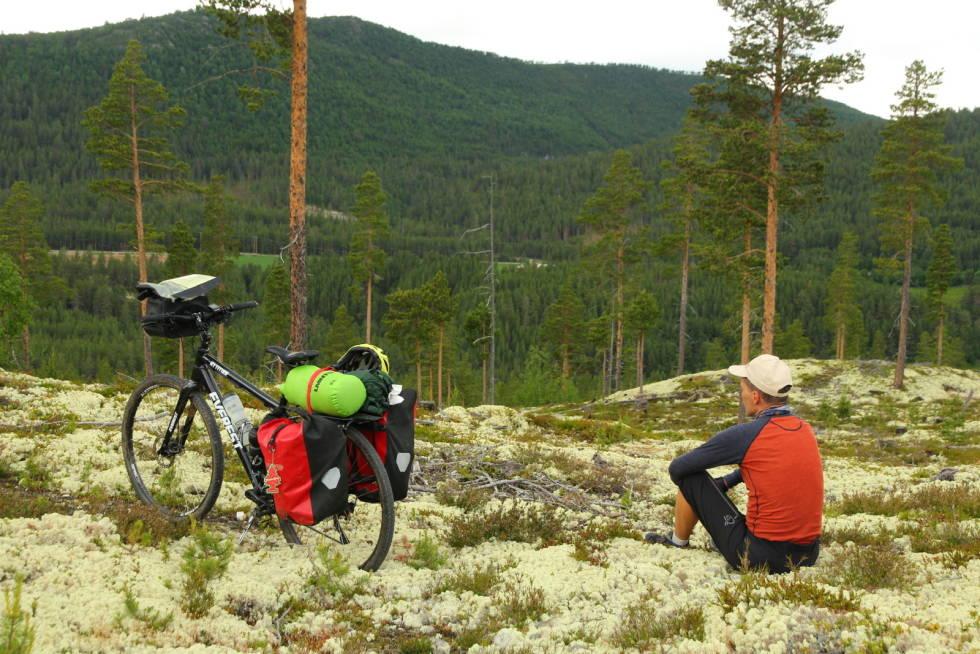 seterveien røros alvdal sykkel tips tur guide gps