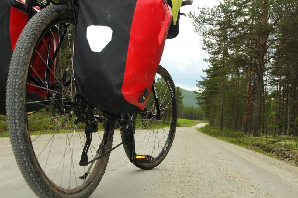 seterveien røros alvdal sykkel