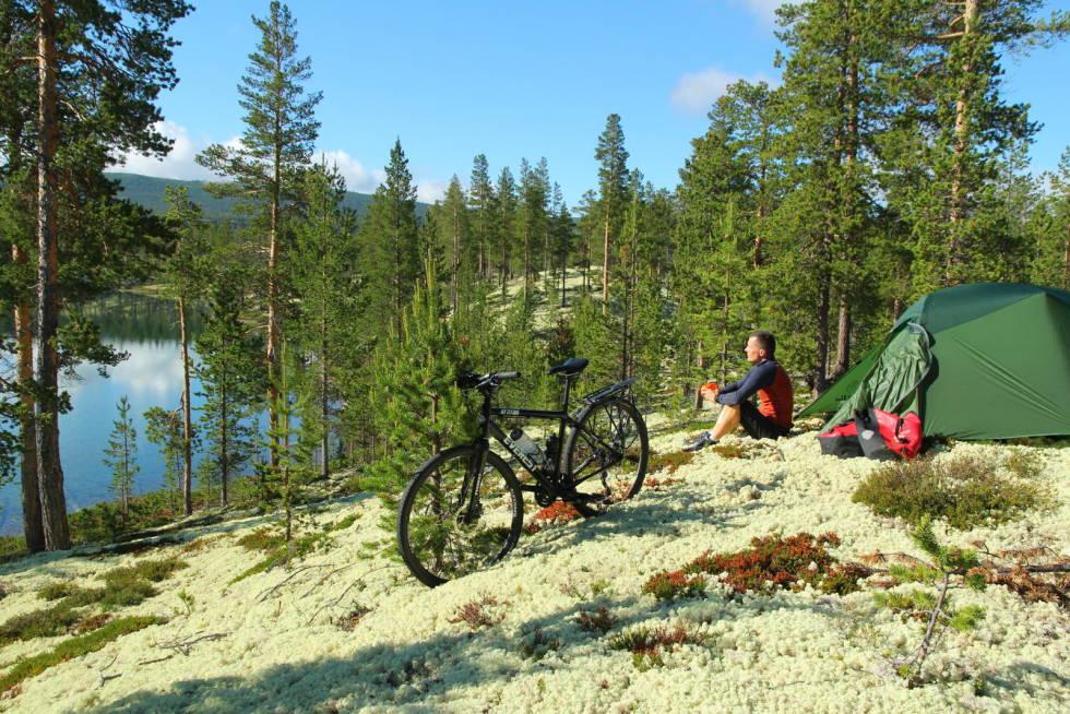 seterveien røros alvdal sykkel tips tur guide