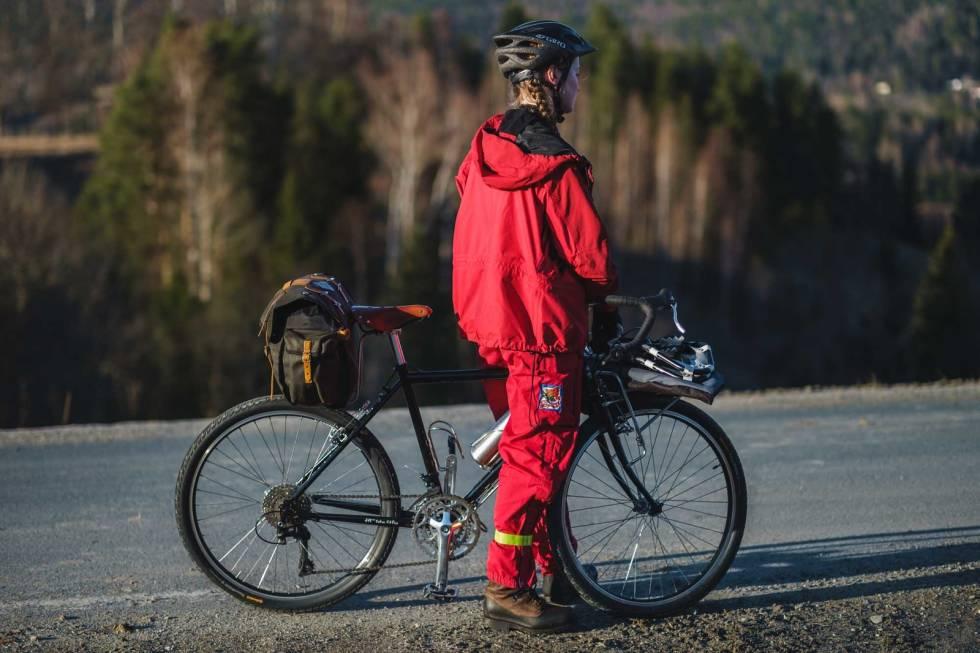 sykkel truger
