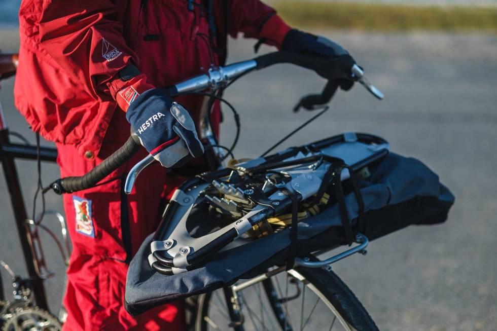 sykkeltur bikepacking truger