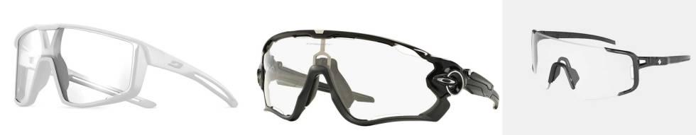 sykkelbriller klare glass