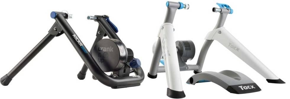 sykkelrulle wahoo tacx smart