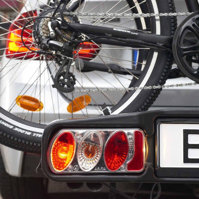 sykkelstativ hengerfeste skilt lys regler