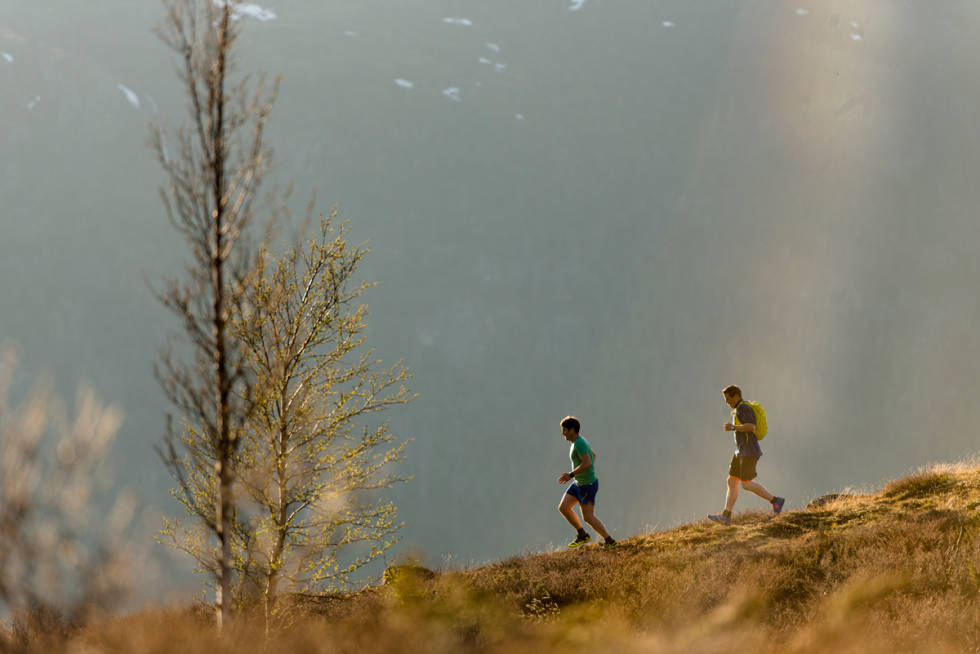 Terrengløping løpesko