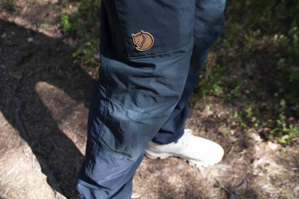 test av fjällräven abisko midsummer turbukse pants