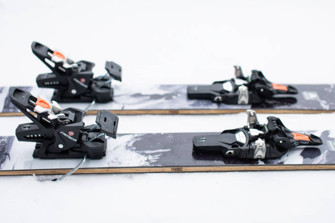 Fritschi Tecton 12 test topptur