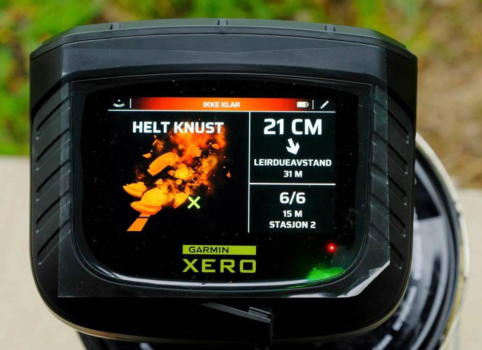 Test-av-hagleradar-Garmin-Xero-S1-2