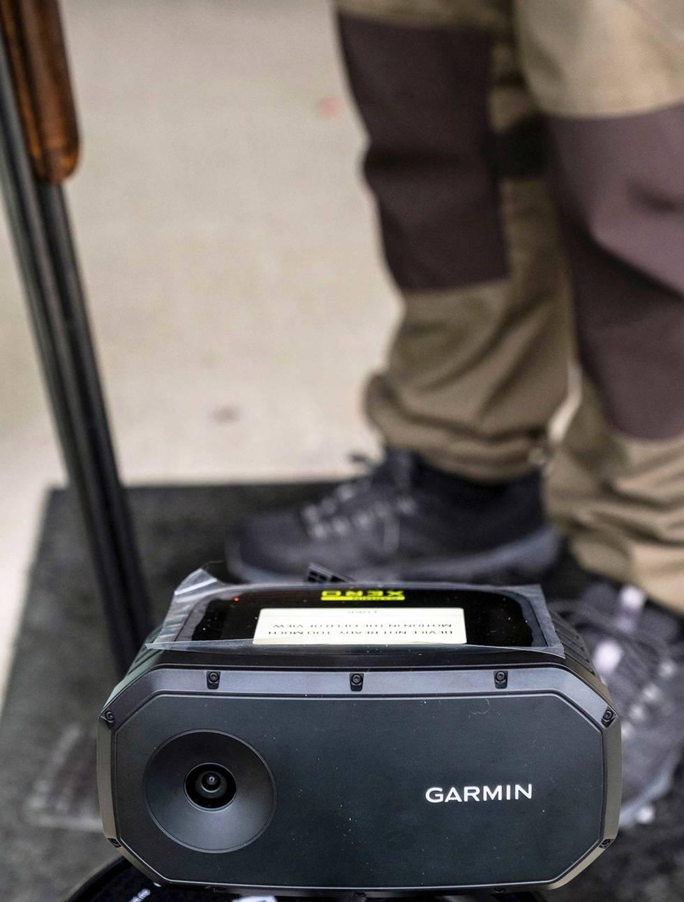 Test-av-hagleradar-Garmin-Xero-S1-5