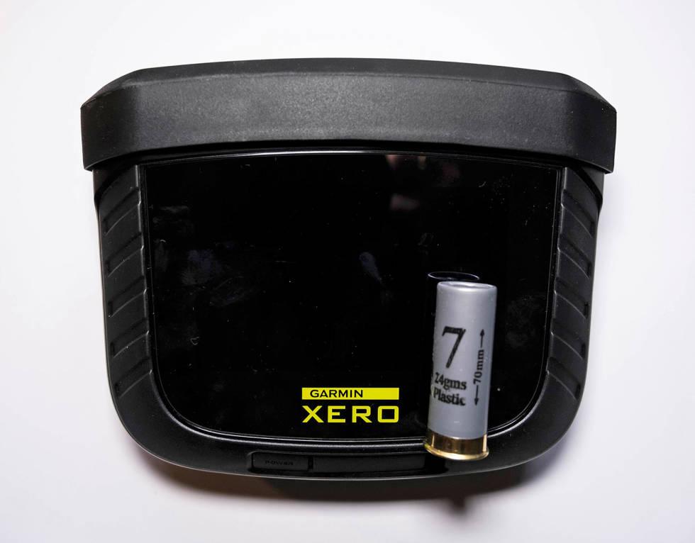 Test-av-hagleradar-Garmin-Xero-S1-9