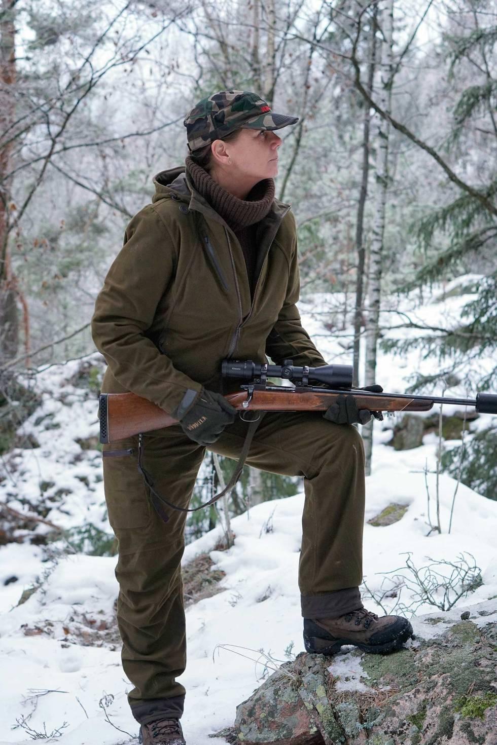 Test av Norrøna Kvinnherad Gore Tex Parka Pants jaktdress