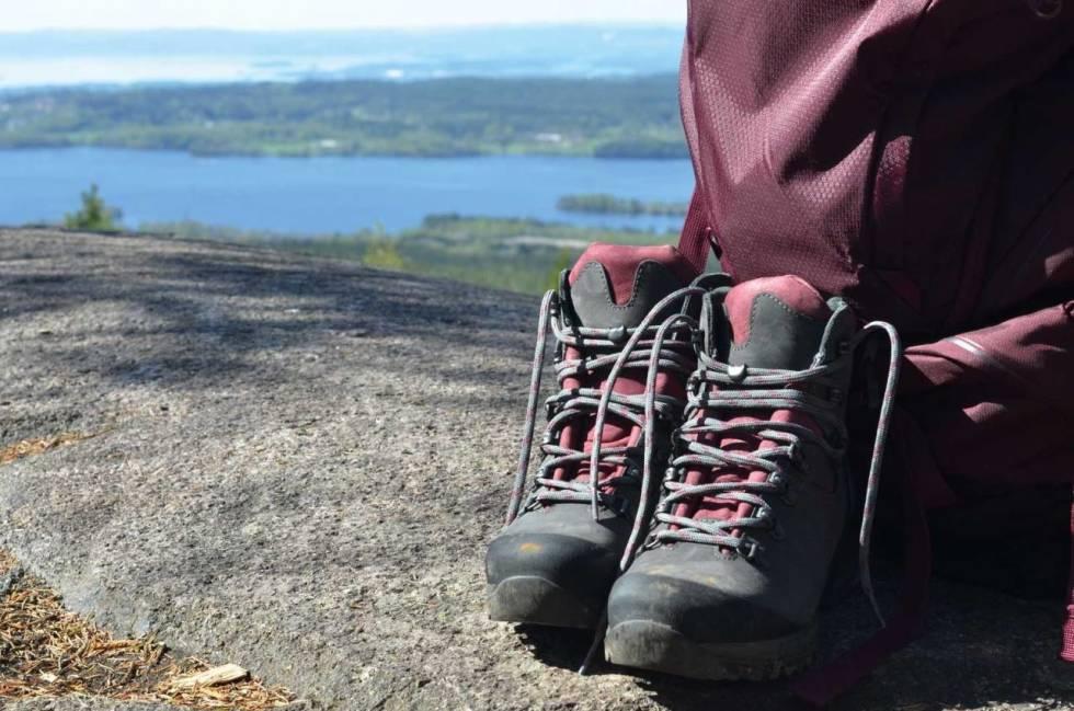 Test av klassiske fjellstøvler