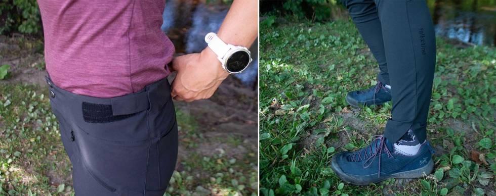 test av norrøna falketind flex slim pants turbukse