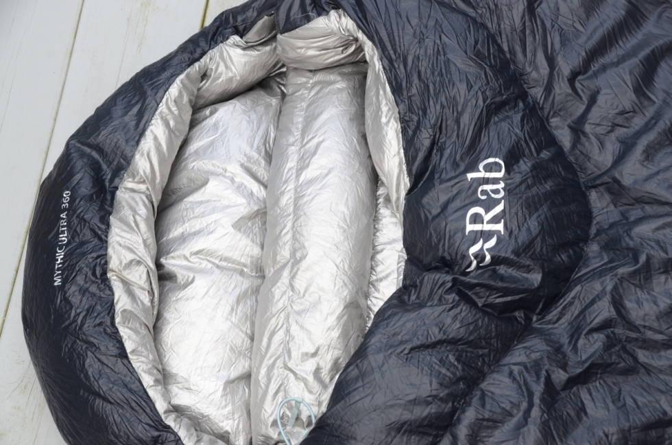 test av rab mythic sovepose tilt teknologi