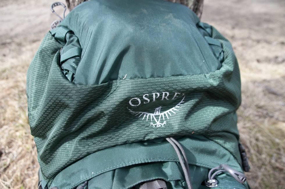 osprey aether 60 l