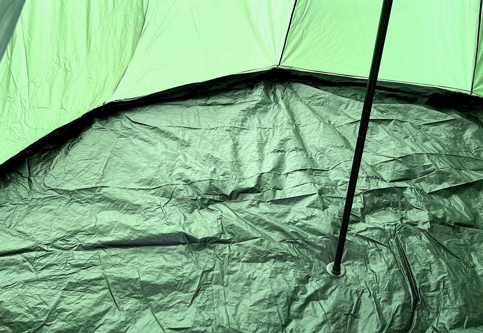 test av urberg tipi tent teltstang