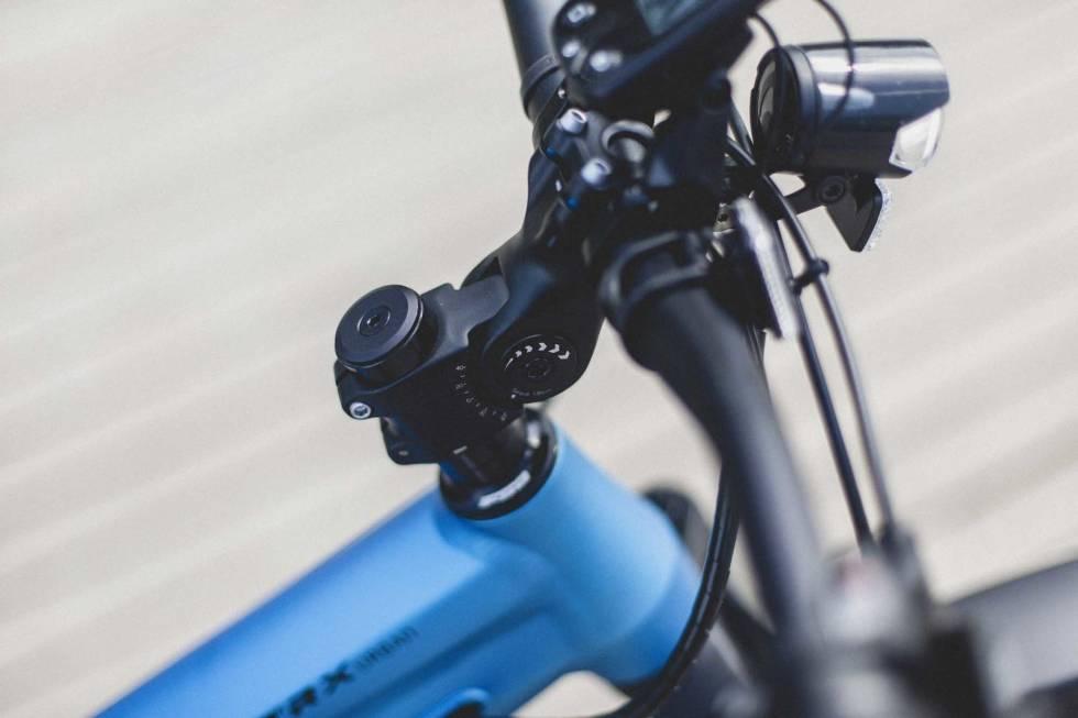 test besv trx urban elsykkel 2021