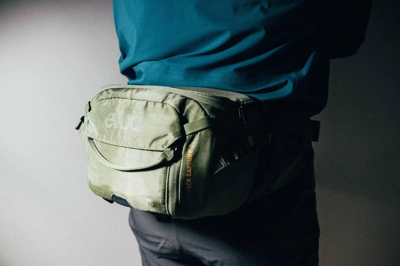 test av evoc hip pack capture 7l
