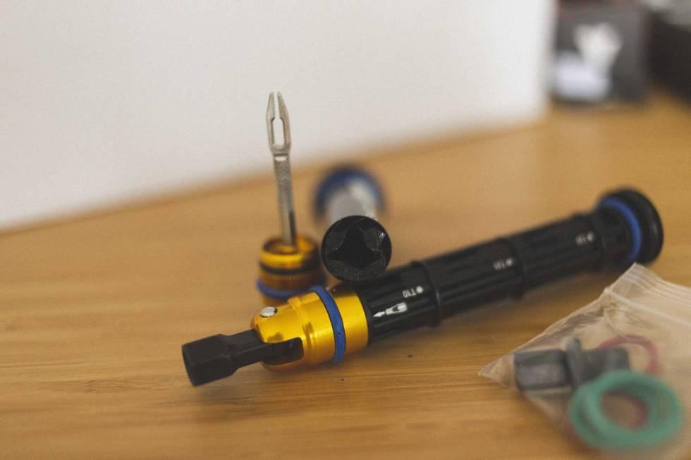 test lezyne dual insert kit verktøy sykkel