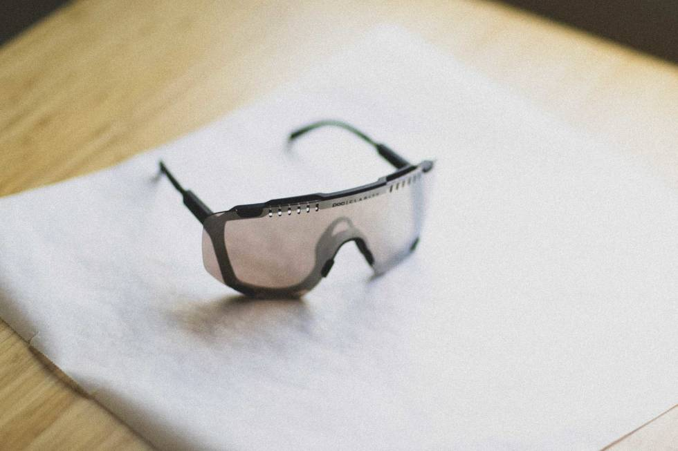test poc devour sykkelbrille
