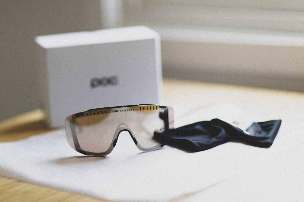 test poc devour sykkelbriller