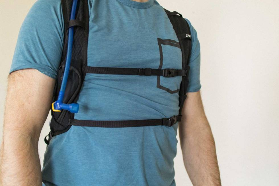 test poc spine vpd air backpack vest