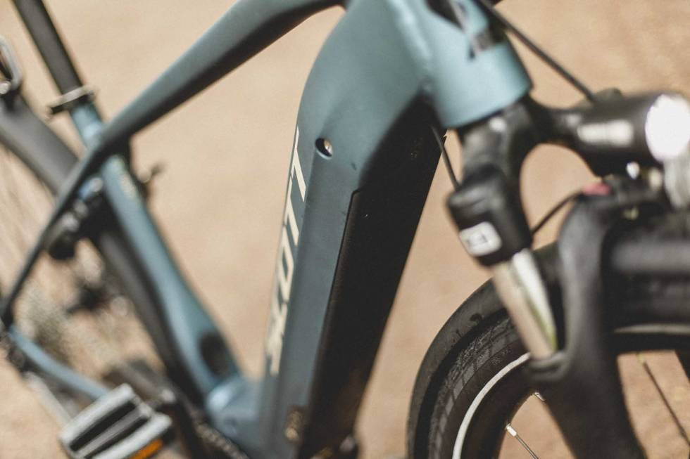 test scott sub sport eride 20 elsykkel 2021.