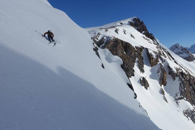 test skallklær ski topptur frikjøring
