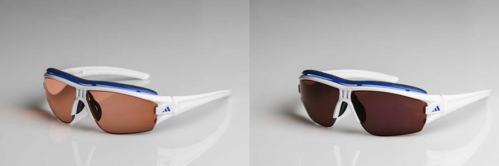 test adidas sykkelbriller styrke styrkeglass fotokromatisk