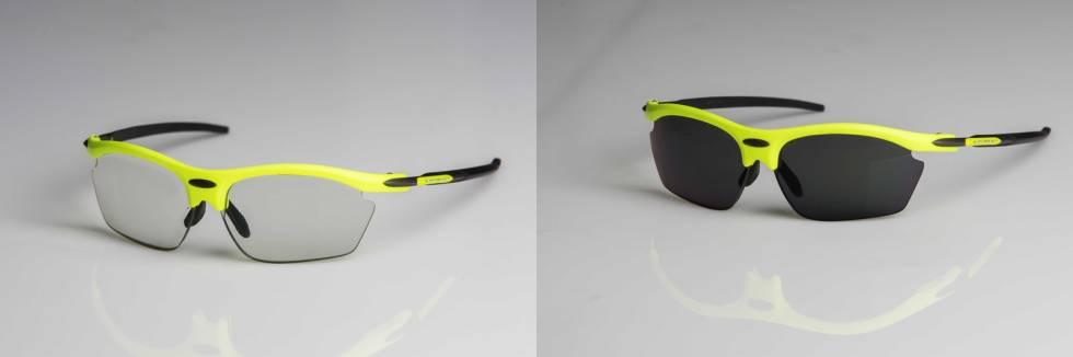 test rudy sykkelbriller styrke styrkeglass