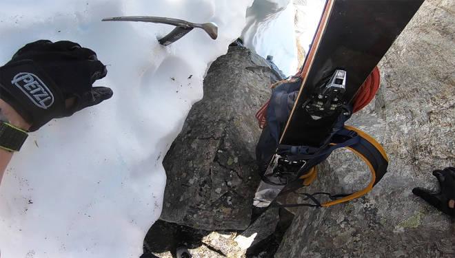 test topptursekk topptur Lowe Alpine