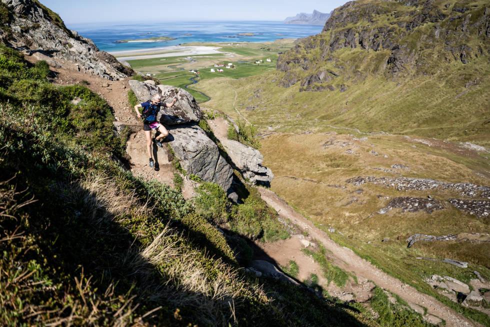 Stemning Lofoten Ultra-Trail