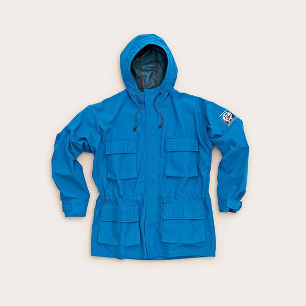 I 1977 lagde Norrøna prototypen til Europas første Gore-Tex-jakke (Trollveggen)