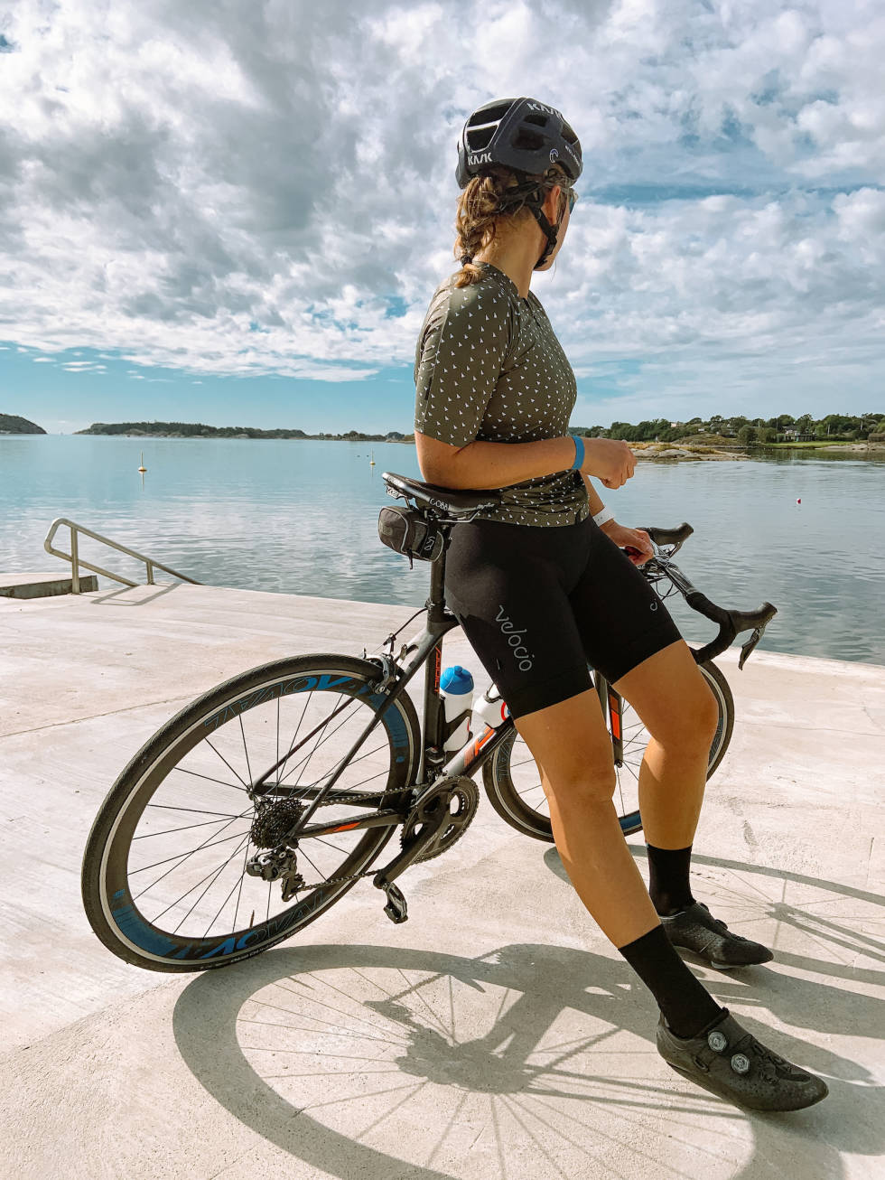 Thea Thorsen solskinnssyklist