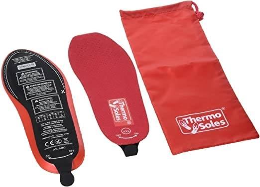 Thermo soles oppladbar