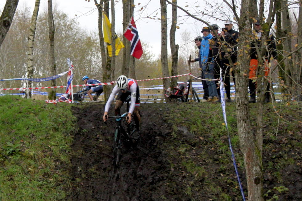 Norgesscup cyclocross Sandnes