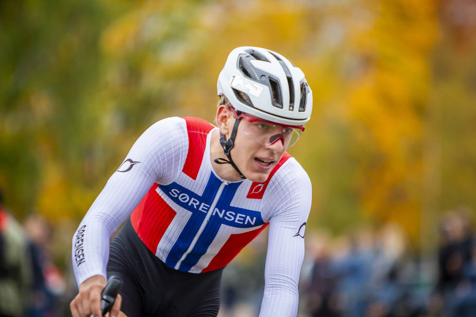 NM cyclocross 2019 - Tobias Johannessen
