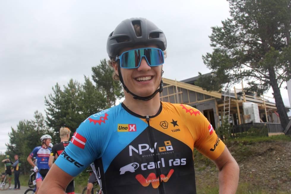 Tobias Lundandresen Tour te Fjells 2020