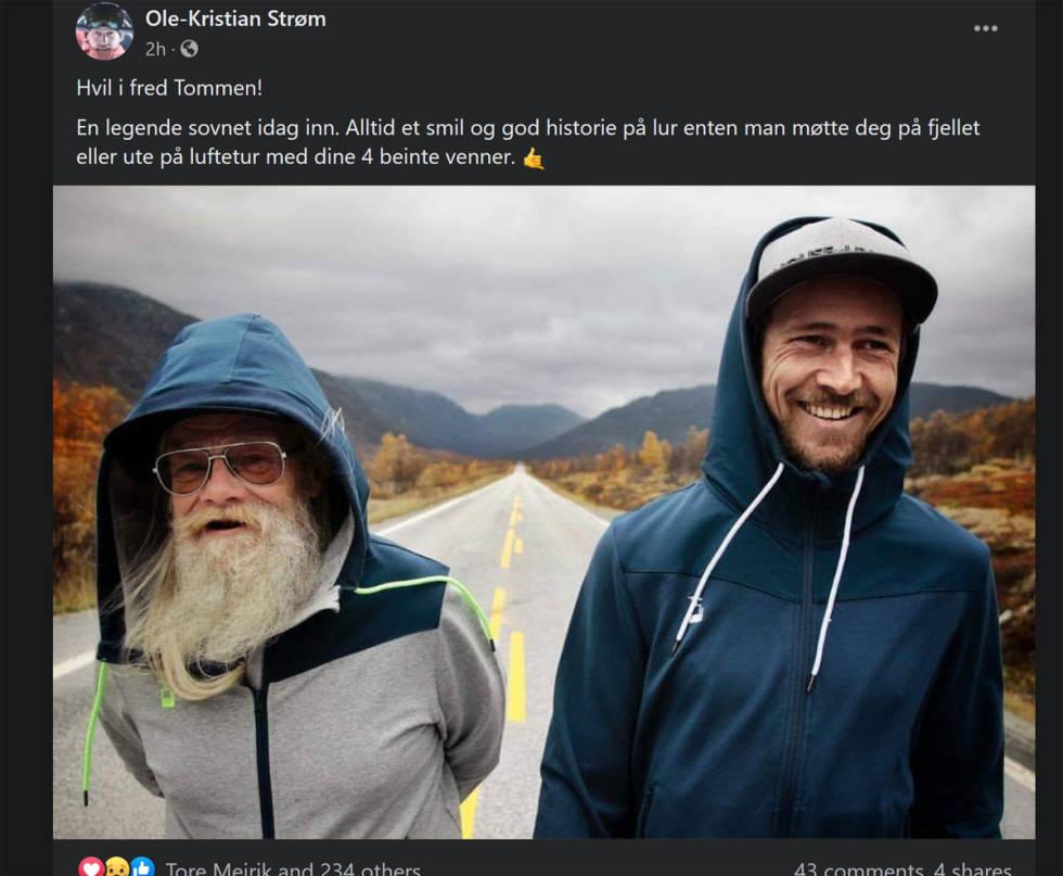 Tommen facebook OleK