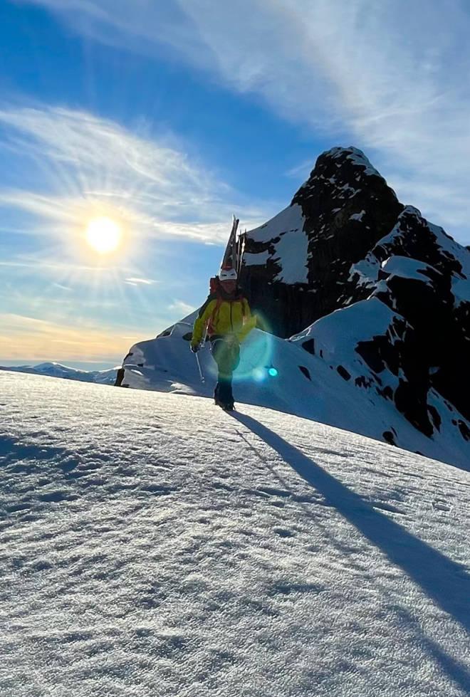 Høgruta Jotunheimen topptur