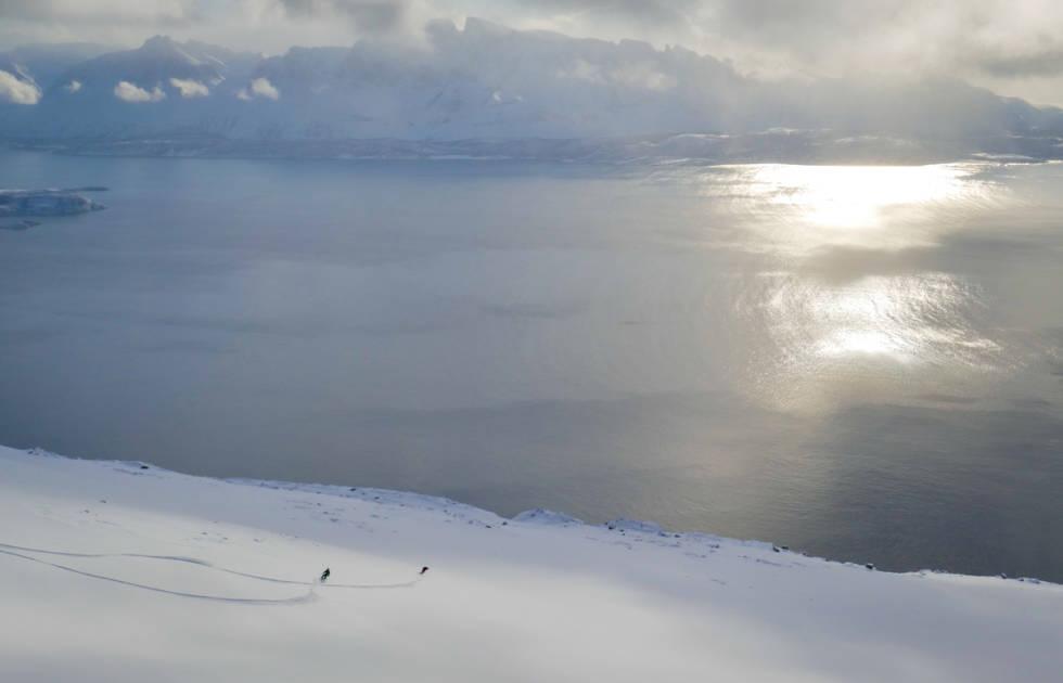 Topptur Reinfjord