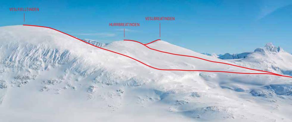 Toppturer-Krossbu-Jotunheimen-2